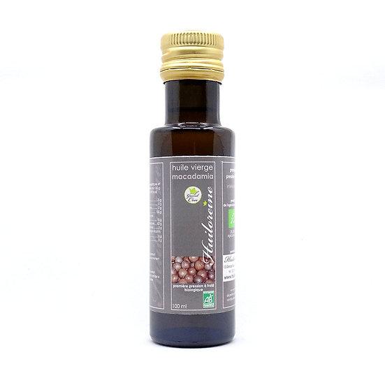 Macadamia (Huile végétale)
