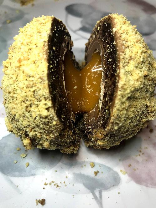 Jumbo Scotch Caramel Egg