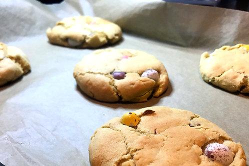 Mini Egg Cookie Recipe Kit