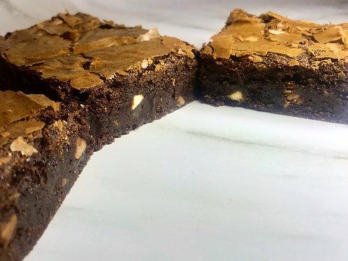 """""""the Birmingham"""" Triple Chocolate Brownies"""