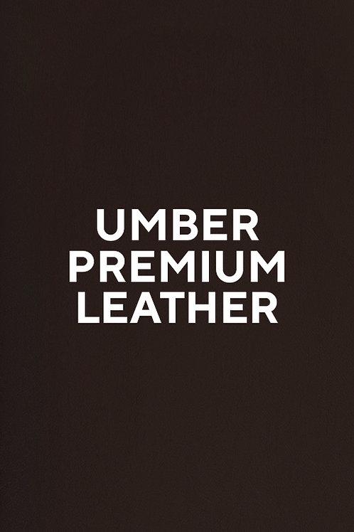 Umber Premium Leather