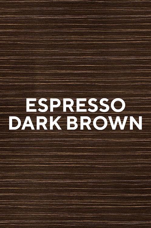 Espresso Dark Brown