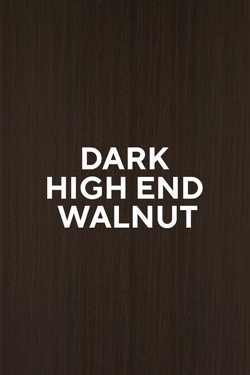 Dark High End Walnut