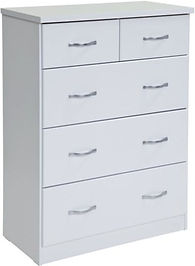 Dominic 5 Drawer Tallboy