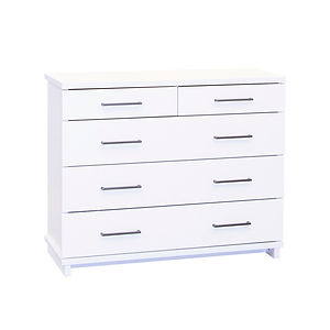 Franz White Lowboy by Platform 10 Furniture