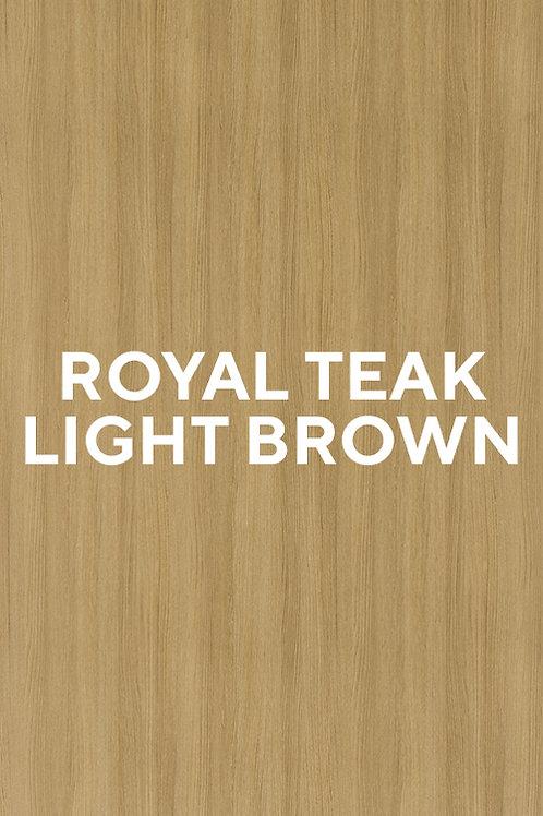 Royal Teak Light Brown