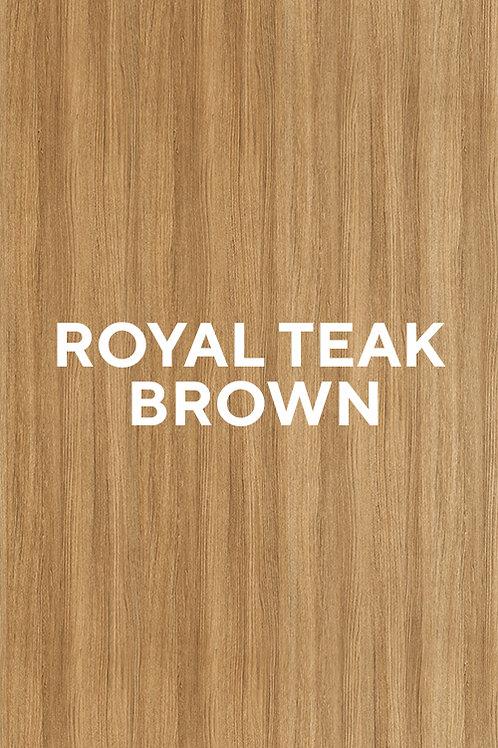Royal Teak Brown