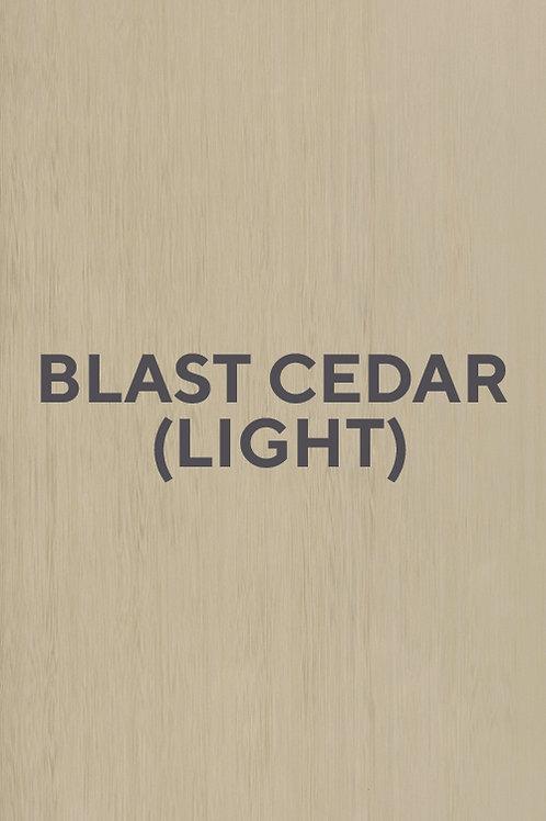 Blast Cedar (Light)