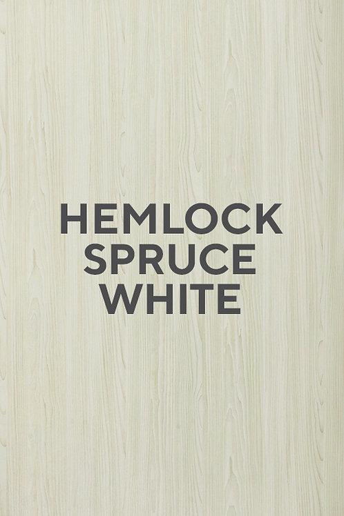 Hemlock Spruce White