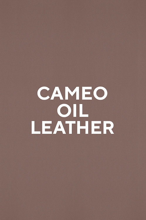 Cameo Oil Leather