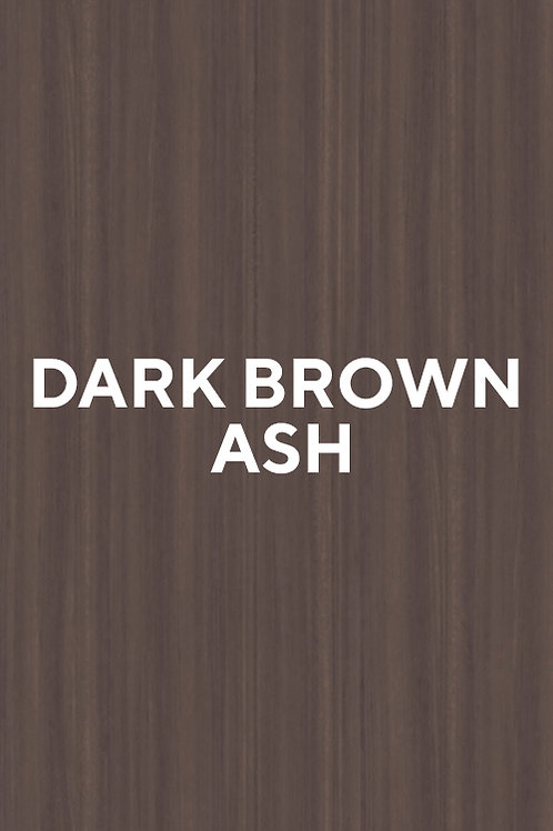 Dark Brown Ash