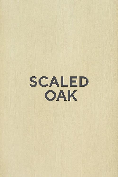 Scaled Oak