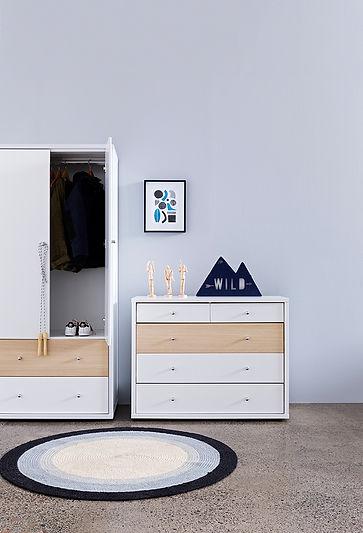 Cosmo Bedroom Furniture by Platform 10