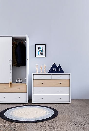 Cosmo Bedroom Furniture by Platform 10