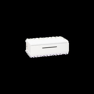 Aza White Queen Under Bed Storage by Platform 10 Furniture