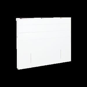 Aza White Queen Headboard by Platform 10 Furniture