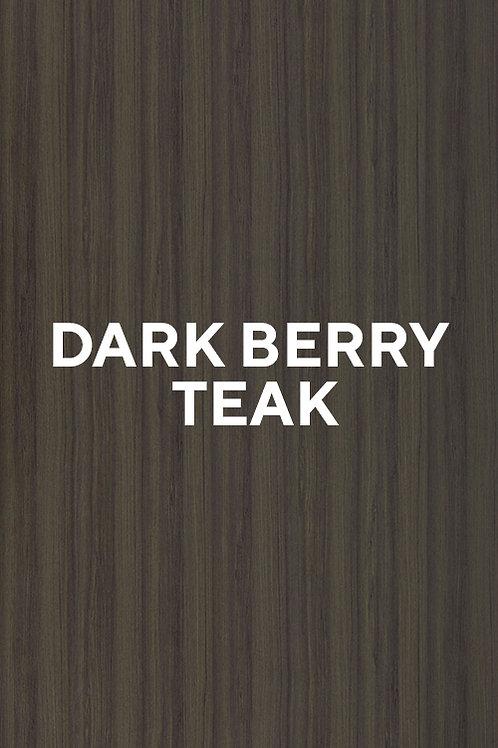 Dark Berry Teak