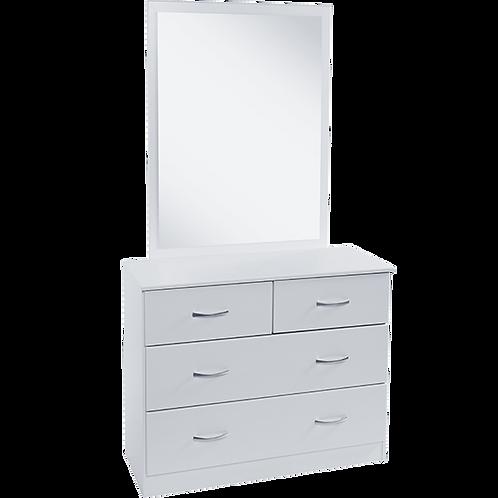 Mayson 4 Drawer Dresser