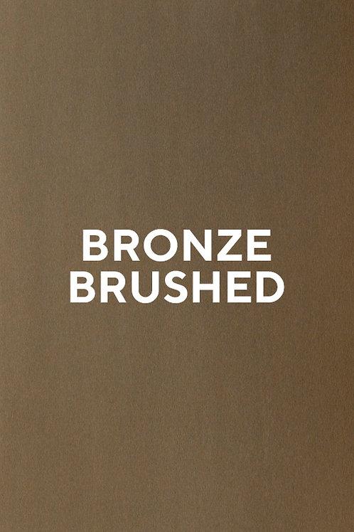 Bronze Brushed