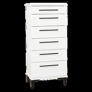 Aza White Slimboy by Platform 10 Furniture