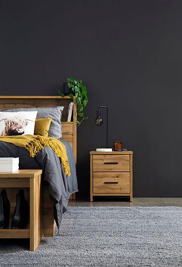 Nova Bedroom Furniture by Platform 10