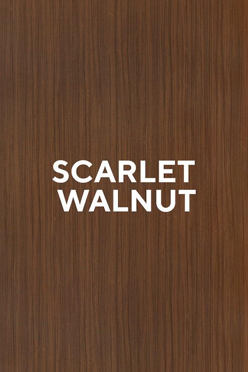 Scarlet Walnut