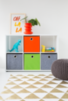 Cubo Storage Shelves by Platform 10