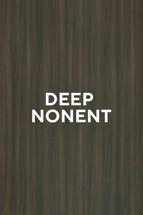 Deep Nonent