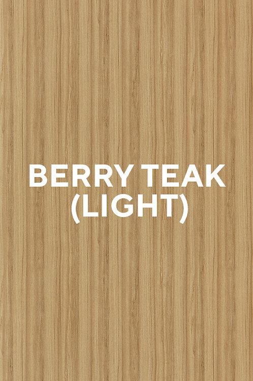 Berry Teak (Light)
