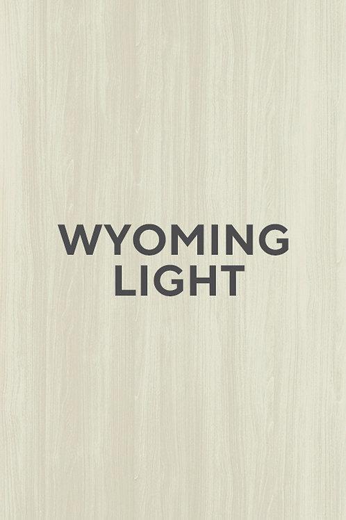 Wyoming Light