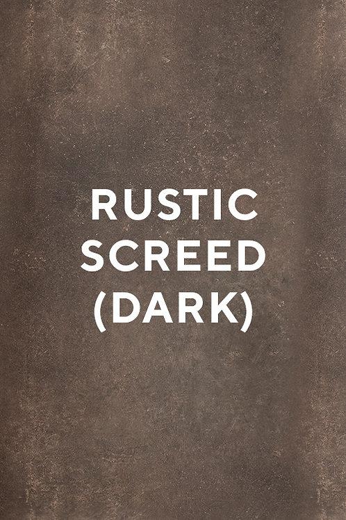 Rustic Screed (Dark)