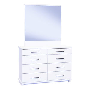 Franz White Dresser Drawers by Platform 10 Furniture