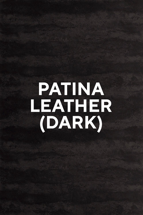 Patina Leather (Dark)