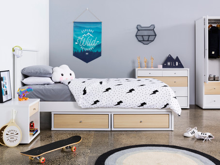5 fun and inspiring tips for designing the ideal kids' bedroom