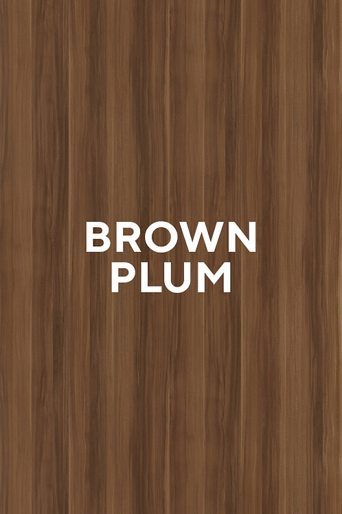 Brown Plum