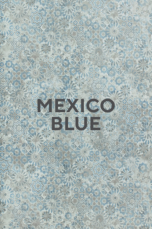 Mexico Blue