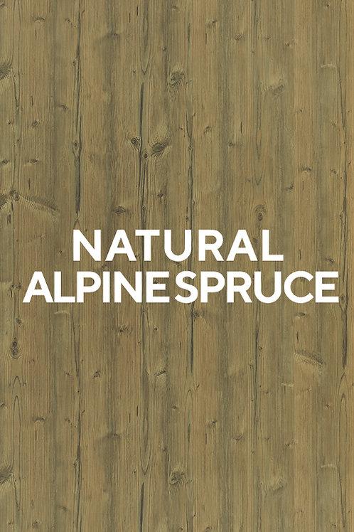 Natural Alpine Spruce