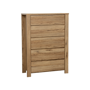 Croft Tallboy Drawers by Platform 10