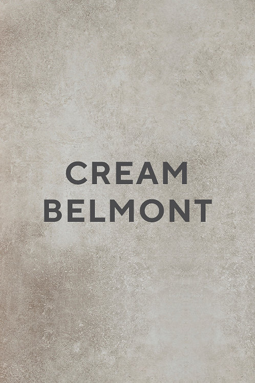 Cream Belmont