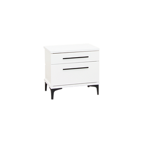 The Aza White bedroom furniture collection by Platform 10.
