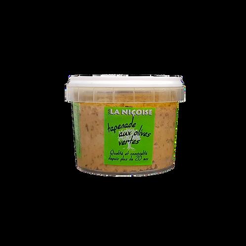 100g - Tapenade aux olives vertes
