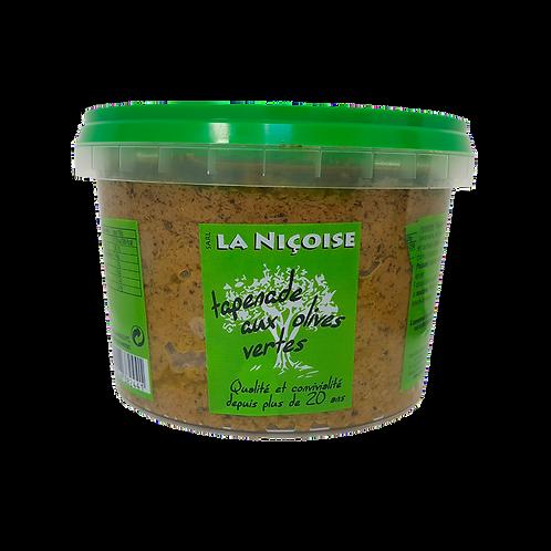 500g - Tapenade aux olives vertes