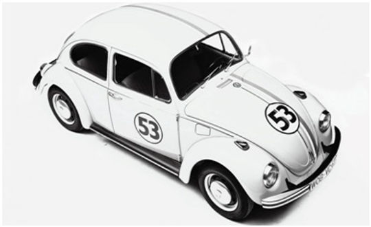 «Жук 1500» из  сериала «Herbie, the Love Bug»
