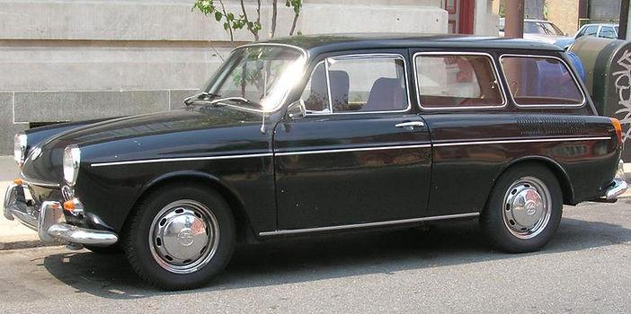 VW 1500, универсал