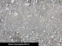 Grave Concassée 0/31.5