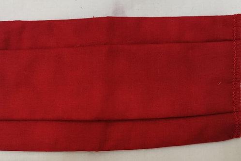 Pack de 10 Masques The Masque Motif Rouge