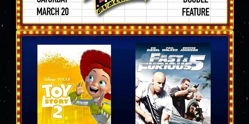 Toy Story 2/Fast and Furious 5