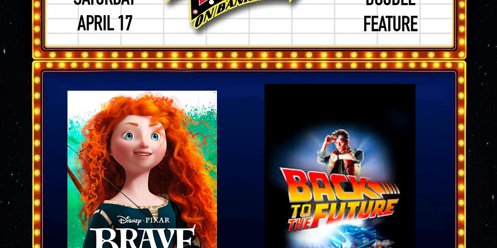 Brave/Back to the Future