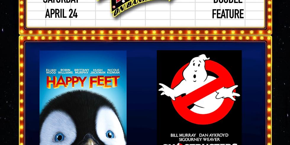Happy Feet/Ghostbusters