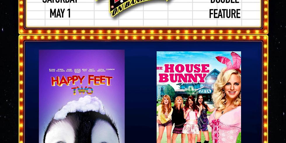 Happy feet 2/House Bunny